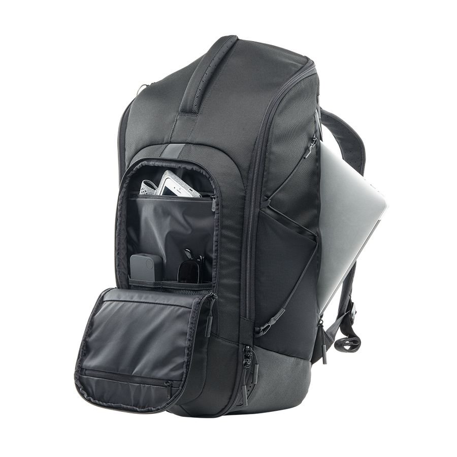 TORTUGA laptop business backpack with Ariaprene backpanel