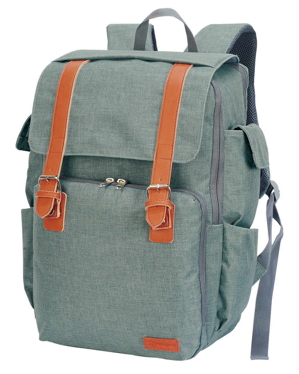 Eco Friendly classical Canvas Top Grade Backpack For Laptop Bag